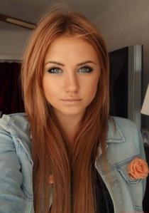 Cute-Dark-Strawberry-Blonde-Hair